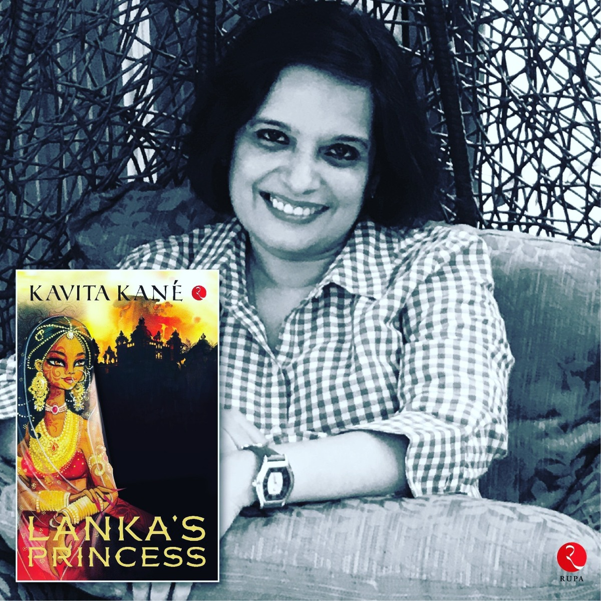 Author Interview: Kavita Kane