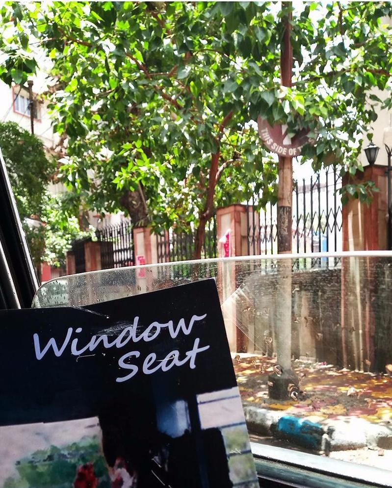 Window Seat By YashluvVirwani