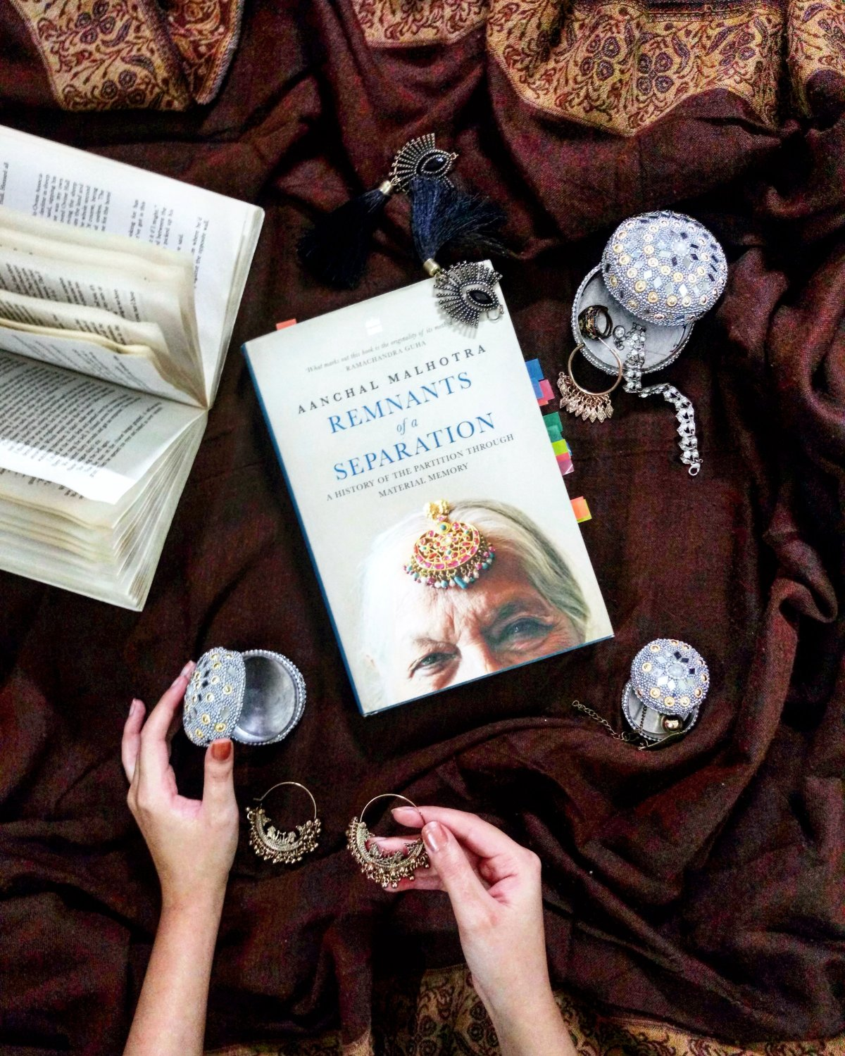Remnants of a Separation by Aanchal Malhotra: If you could read just one book, let it be thisone.
