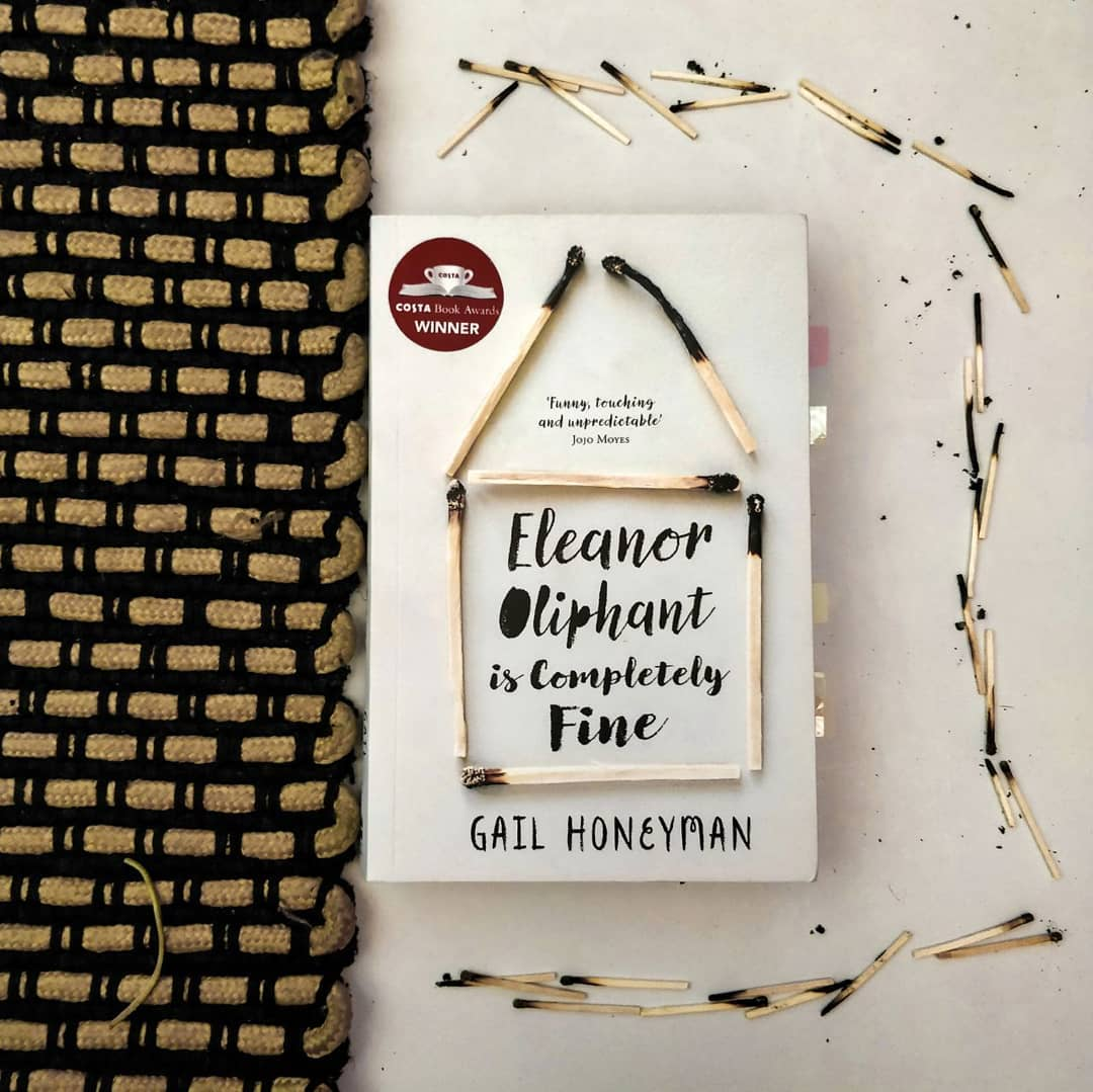 Eleanor Oliphant Is Completely Fine by GailHoneyman