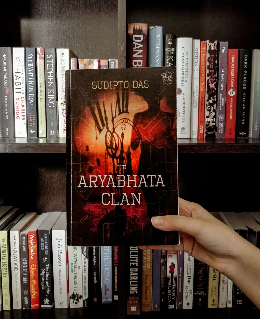 The Aryabhata Clan by Sudipto Das