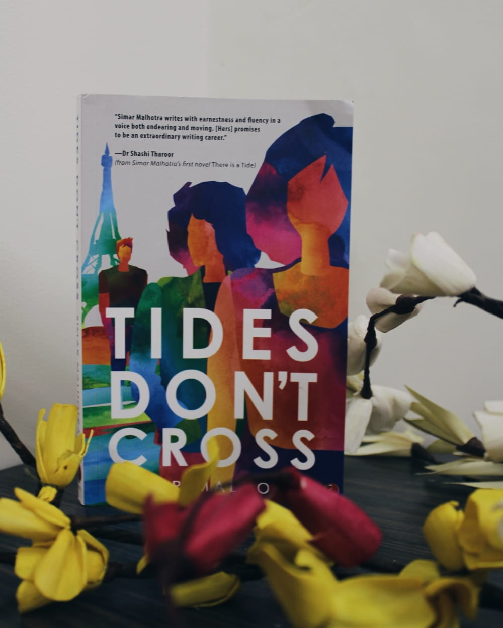 Tides Don't Cross by Simar Malhotra