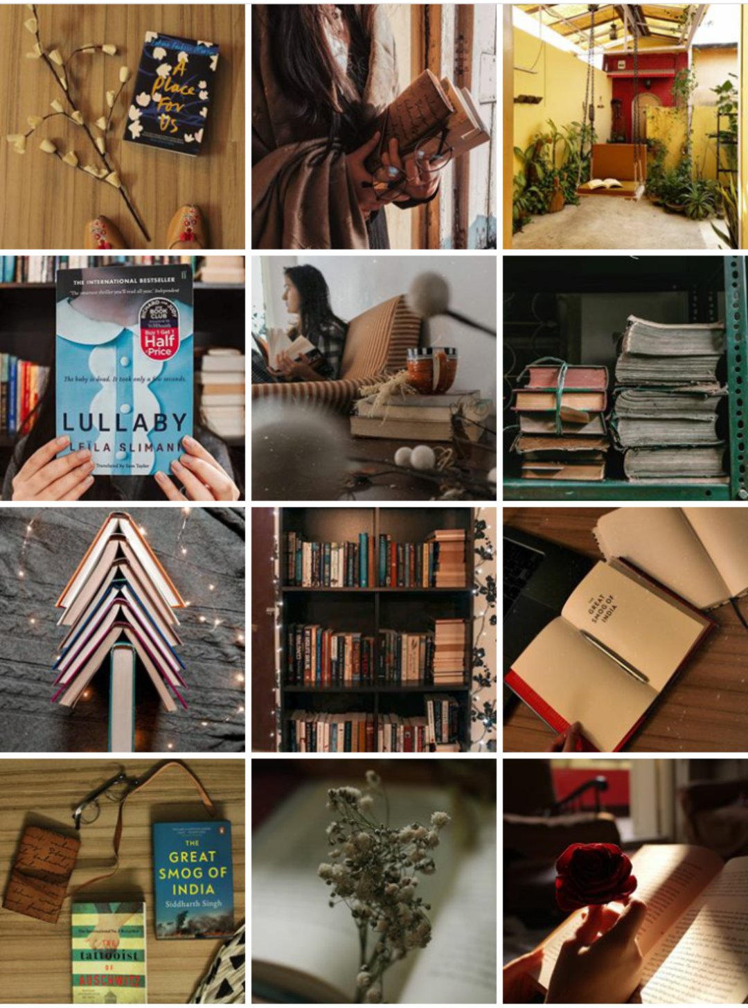 Books and Teaa