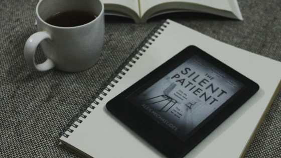 The Silent Patient by Alex Michaelides: A psychological thriller that's unputdownable!